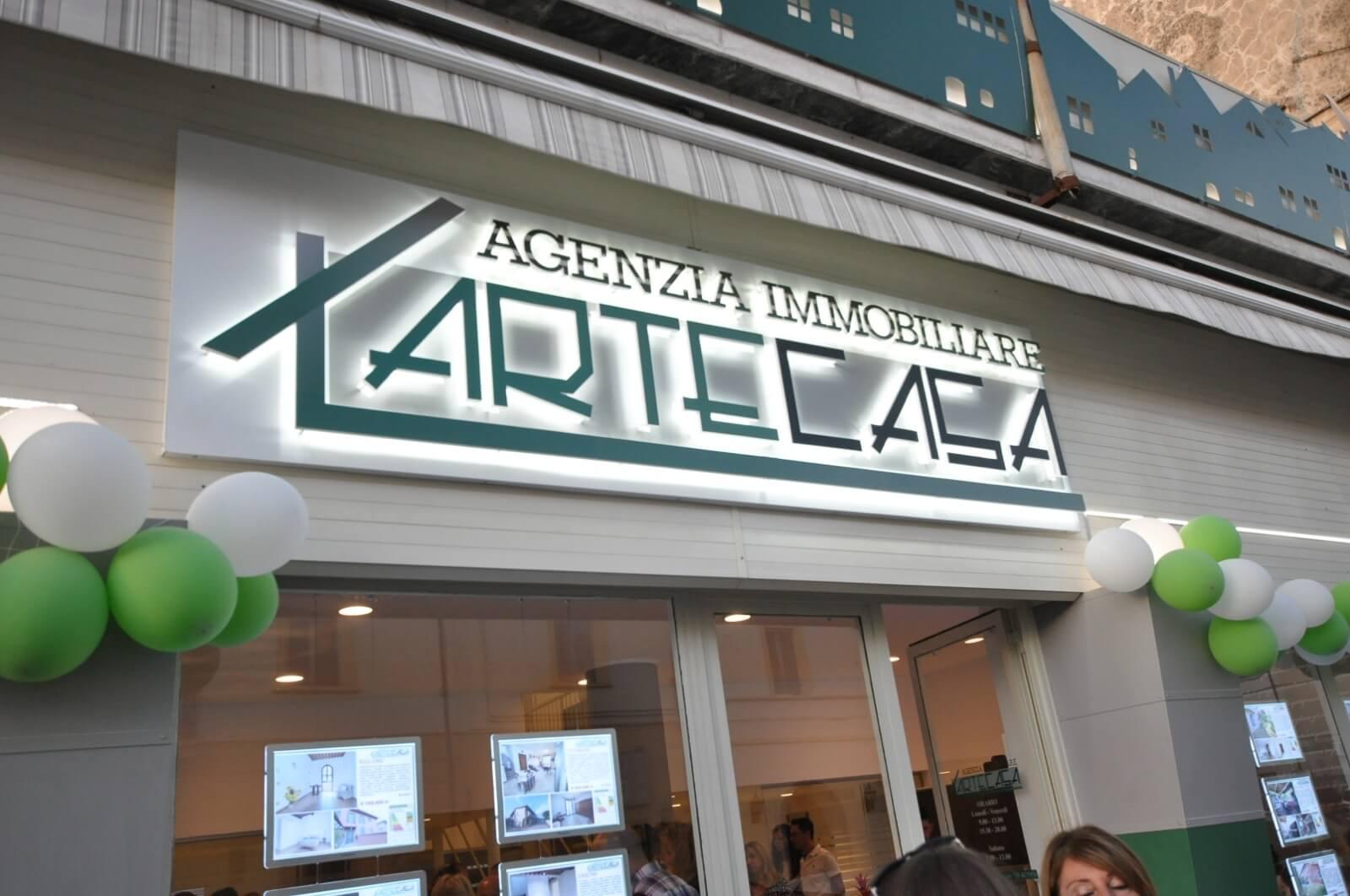 inaugurazione Agenzia ARTECASA
